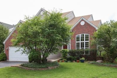 Crystal Lake Single Family Home For Sale