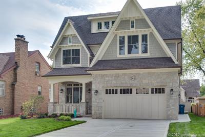 Elmhurst Single Family Home For Sale: 248 North Larch Avenue
