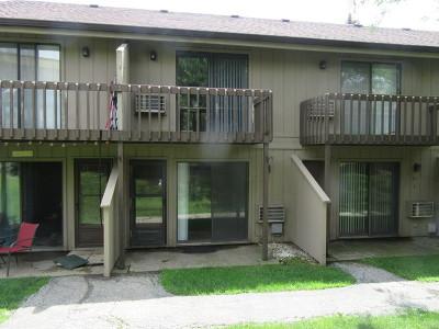 Fox Lake Condo/Townhouse For Sale: 61 Aspen Colony #8