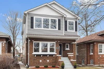 Oak Park Single Family Home For Sale: 1219 North Taylor Avenue