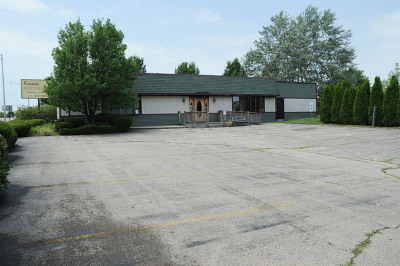 St. Charles Commercial For Sale: 1712 West Main Street