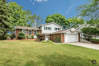Wheaton Single Family Home Contingent: 1709 Brentwood Lane