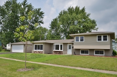 Woodridge Single Family Home Contingent: 2322 Birchwood Parkway