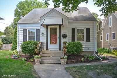 St. Charles Single Family Home For Sale: 1032 South 2nd Street