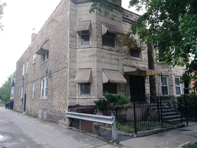 Chicago Multi Family Home For Sale: 6642 South Evans Avenue