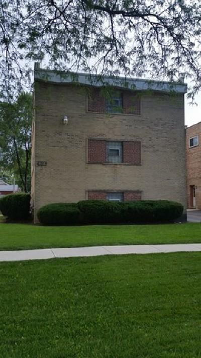 Villa Park Multi Family Home Contingent: 532 North Ardmore Avenue