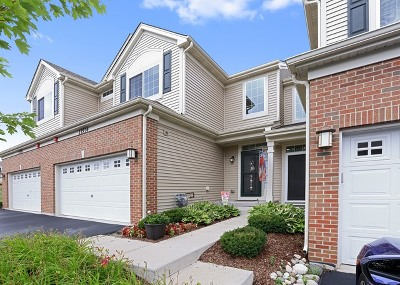 Huntley Condo/Townhouse For Sale: 11934 Brunschon Lane