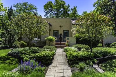 Crystal Lake Single Family Home For Sale: 153 Pomeroy Avenue