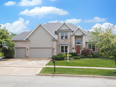 South Elgin Single Family Home Contingent: 767 East Thornwood Drive