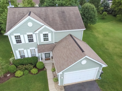 Carpentersville Single Family Home Contingent: 2703 Westwood Circle