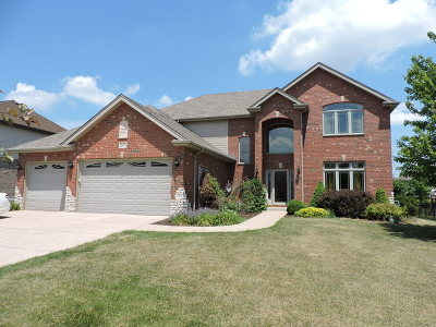 Frankfort Single Family Home For Sale: 21471 English Circle