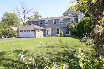 Highland Park Single Family Home For Sale: 87 Ridge Road