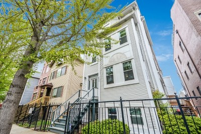 Chicago Condo/Townhouse Contingent: 2639 North Southport Avenue #A