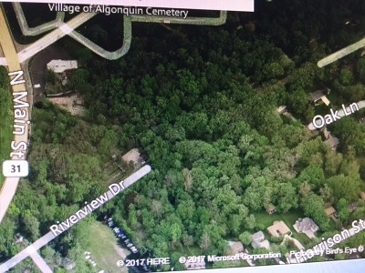 Algonquin Residential Lots & Land For Sale: Parcel 1 Indian Trail Road