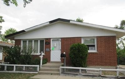 Thornton Single Family Home For Sale: 805 Highland Avenue