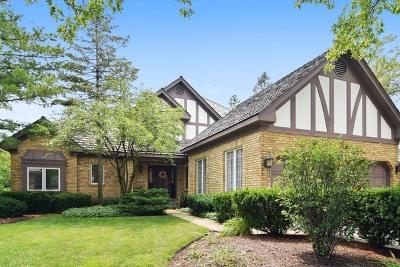 Burr Ridge Single Family Home For Sale: 9 Bristol Court