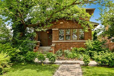Oak Park Single Family Home For Sale: 1234 Rossell Avenue
