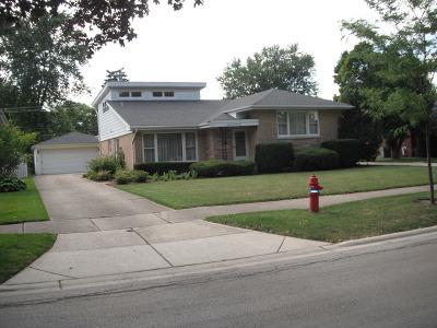 La Grange Park Single Family Home For Sale: 1446 Forest Avenue