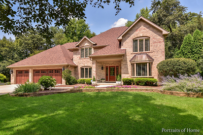 St. Charles Single Family Home Contingent: 2605 Turnberry Road