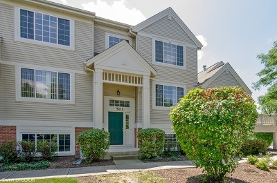 Cary Condo/Townhouse Contingent: 503 Cary Woods Circle