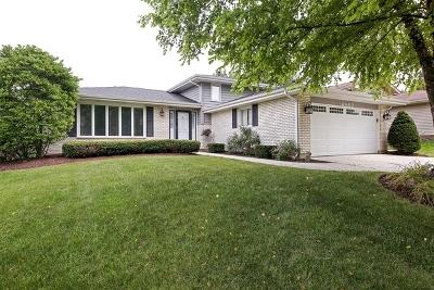 Downers Grove Single Family Home Price Change: 6967 Ticonderoga Road