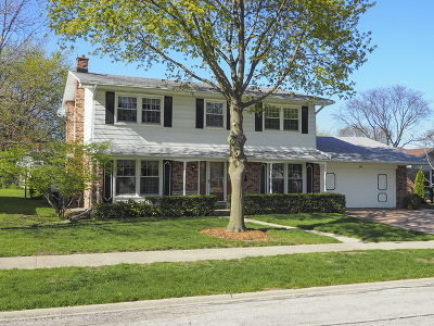Ivy Hill Single Family Home For Sale: 706 East Redwood Lane