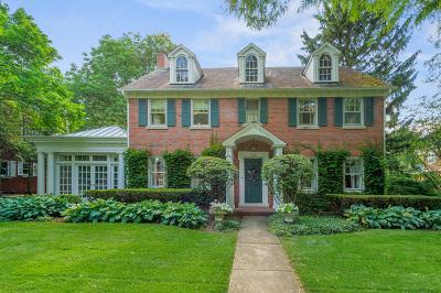 La Grange Single Family Home For Sale: 624 South Spring Avenue