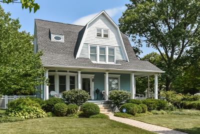 Glen Ellyn Single Family Home For Sale: 464 Anthony Street