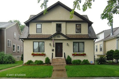 Oak Park Single Family Home Contingent: 1171 South Lombard Avenue