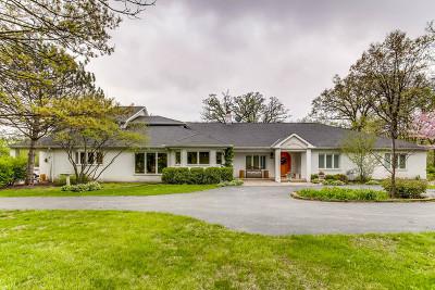 Oak Brook Single Family Home For Sale: 107 Oak Brook Road
