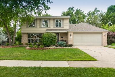 Roselle Single Family Home Contingent: 638 Newport N Street