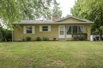 Crystal Lake Single Family Home Contingent: 4709 Rose Street