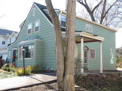 Glen Ellyn Single Family Home For Sale: 650 Kenilworth Avenue