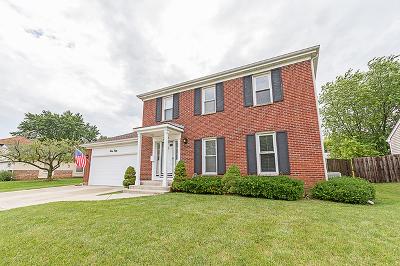 Roselle Single Family Home For Sale: 350 Chatham Lane