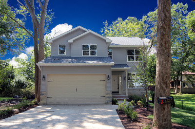 Lake Zurich Heights Single Family Home Price Change: 337 Hickory Road