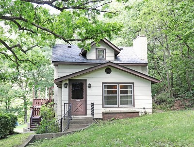 Fox Lake IL Single Family Home For Sale: $114,900