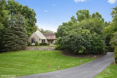 St. Charles Single Family Home Contingent: 4n895 Birchdale Court