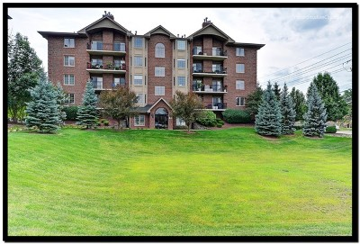 Westmont Condo/Townhouse For Sale: 6675 South Cass Avenue #5A