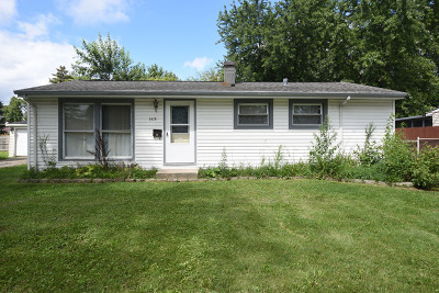Carpentersville Single Family Home For Sale: 149 Golfview Lane