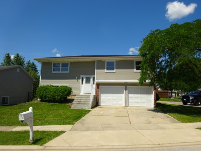 Hoffman Estates Single Family Home For Sale: 4432 Trailside Court