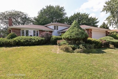Westmont Single Family Home For Sale: 1420 South Williams Street