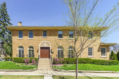 Oak Park Single Family Home For Sale: 1100 Rossell Avenue