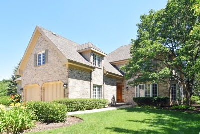 Westmont Condo/Townhouse For Sale: 32 Tartan Lakes Way