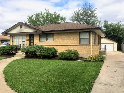 Villa Park Single Family Home For Sale: 1109 South Euclid Avenue