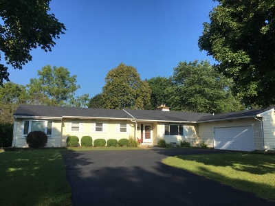 Batavia Single Family Home Contingent: 1331 Garden Court