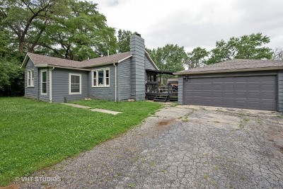 Bensenville Single Family Home For Sale: 17w330 White Pine Road