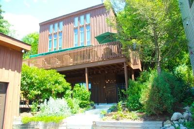 Geneva Single Family Home Price Change: 407 North Bennett Street