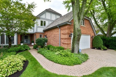 Lake Forest Condo/Townhouse Contingent: 1023 Franz Drive