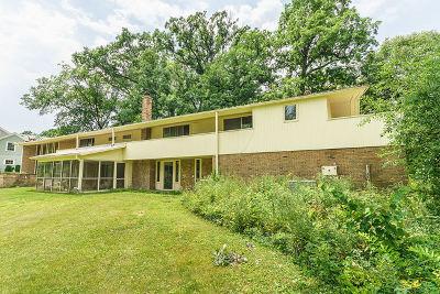 Hinsdale Single Family Home For Sale: 710 Wilson Lane