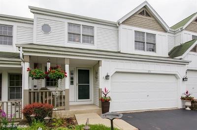Carpentersville Condo/Townhouse Contingent: 251 Spring Point Drive